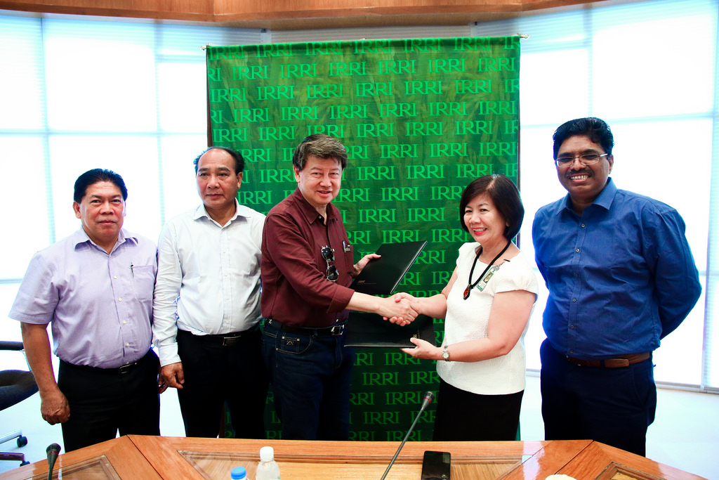 Leading Philippine hybrid rice seed producer joins HRDC