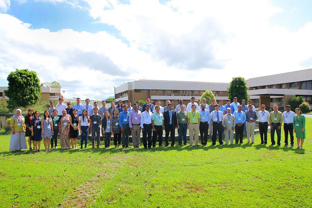 Progress in hybrid rice research highlighted at the HRDC annual meeting