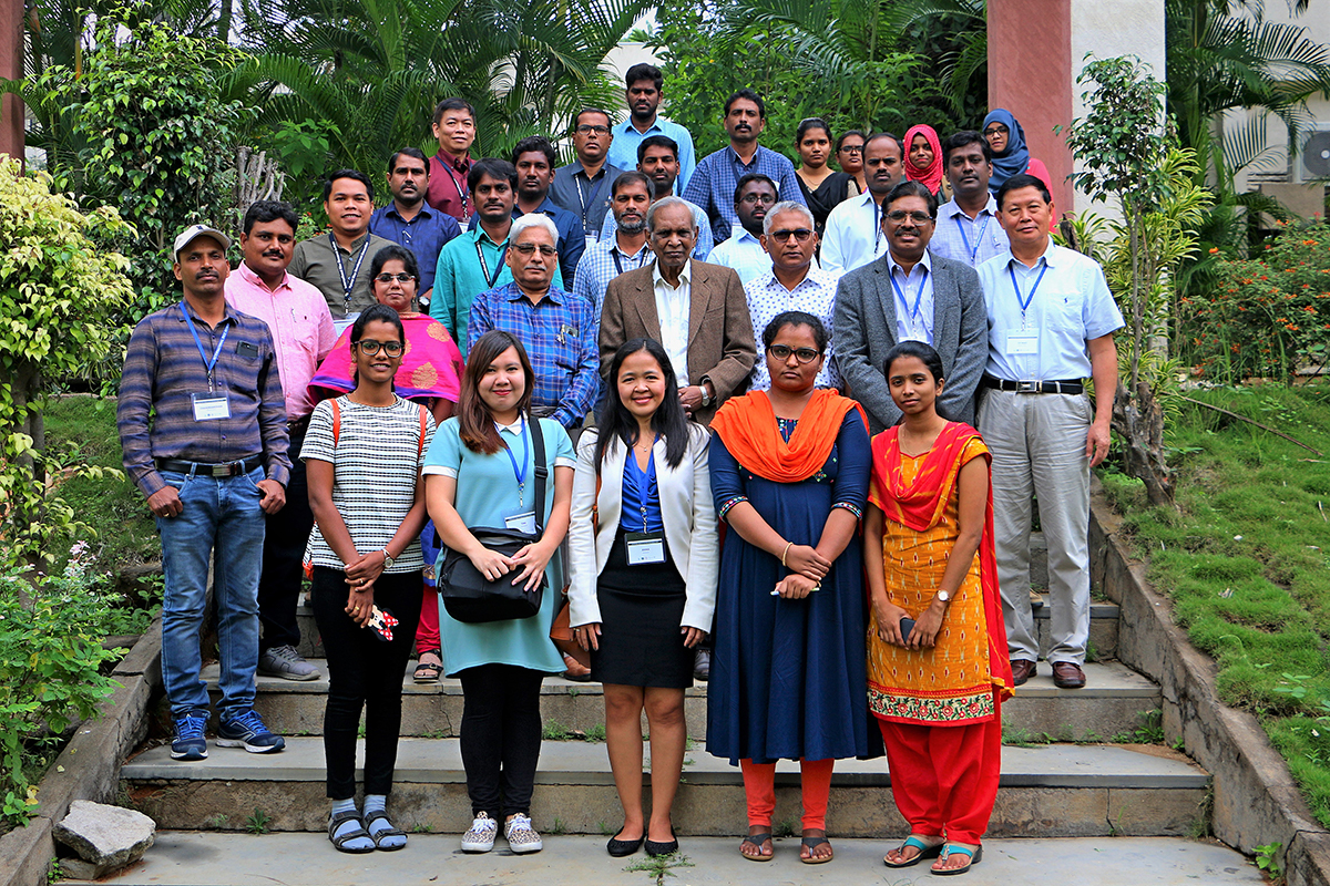 International Hybrid Rice Seed Production Training Course: gateway to the new generation of hybrid rice breeders