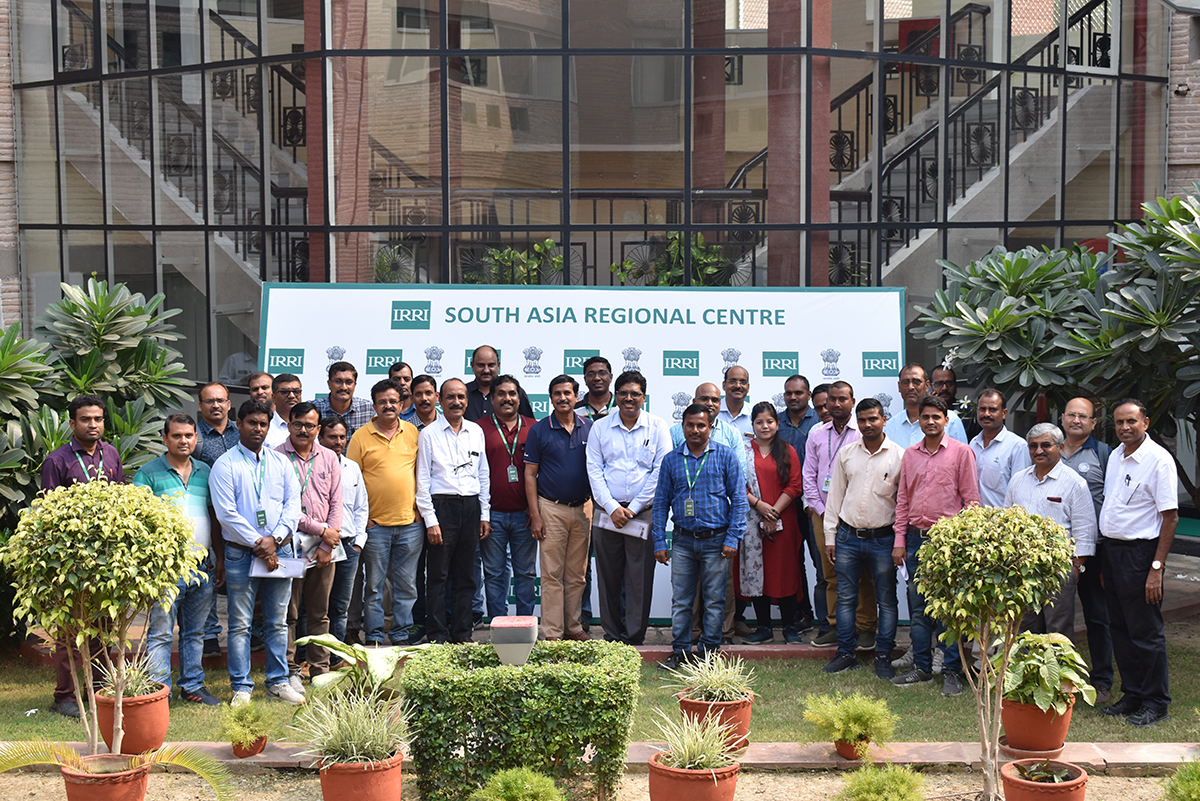 HRDC holds Field Day at ISARC Varanasi